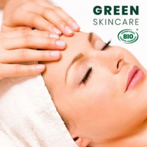 Le soin du visage green